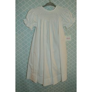 Other - NWT haha smocked white Tricia dress
